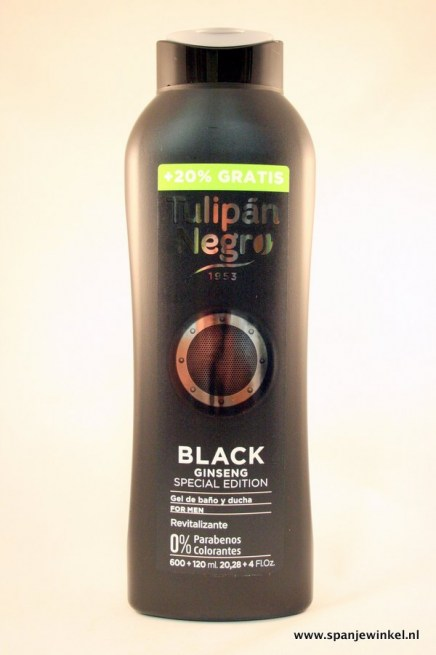 Tulipan Negro Gel Black
